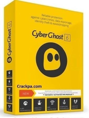 CyberGhost VPN 6.5.1.3377 Free Download-Latest Version
